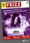 FRIZZ Das Magazin Cover »Afiro«